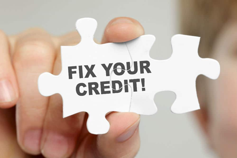 How Do I Fix My Credit for Free?