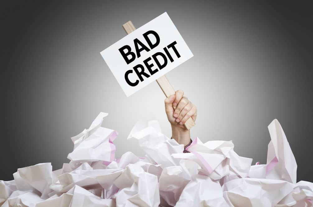 What's a Bad Credit Score and a Good?
