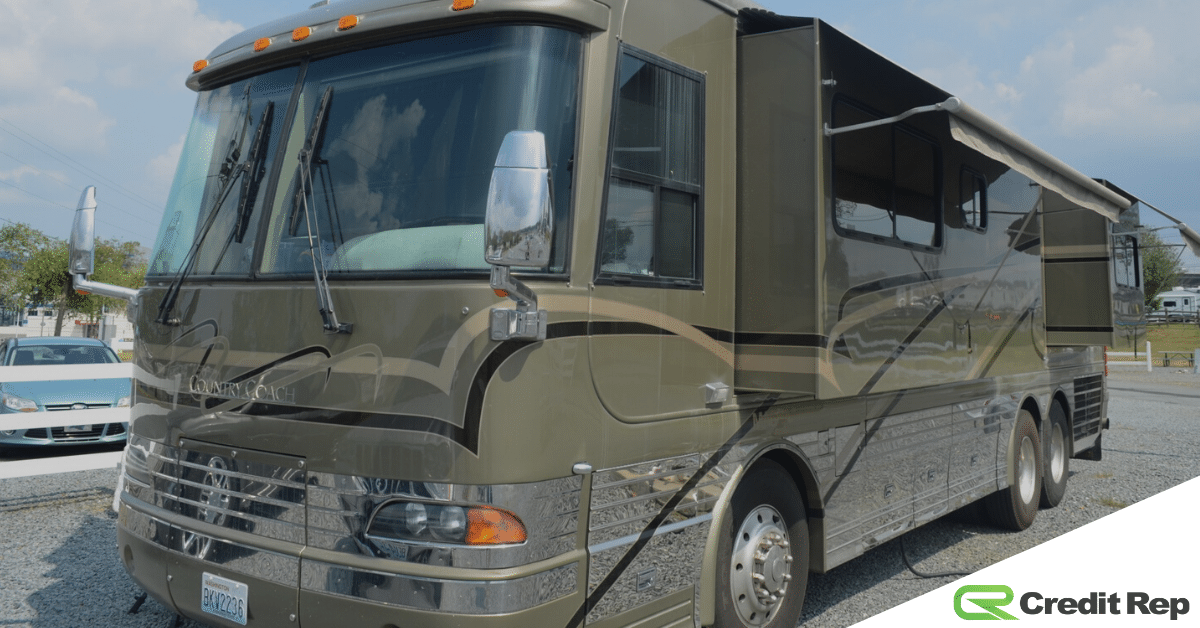 rv loan with 620 credit score